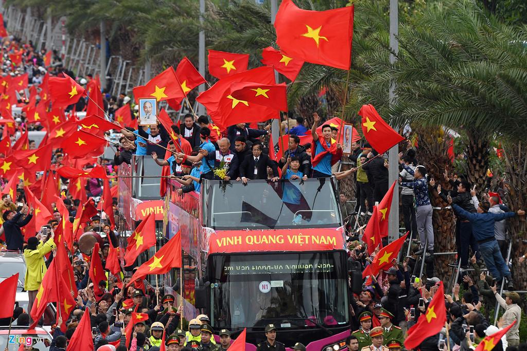 Nhìn lại trận chiến trên tuyết lịch sử của bóng đá Việt Nam-20