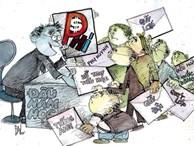 Sợ lạm thu, nhiều trường quy định mức tối đa cho quỹ lớp