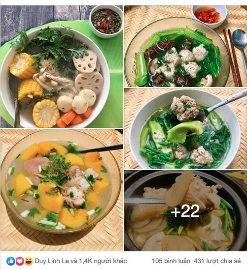 Học nấu những món canh ngon của cô vợ đảm Sài Thành qua các công thức hút nghìn like từ cộng đồng mạng-1