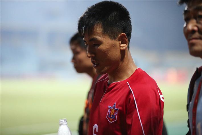 Cầu thủ Triều Tiên bị kiểm tra doping sau trận hòa 2-2 với CLB Hà Nội-1