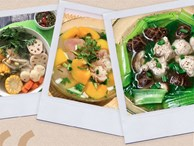 Học nấu những món canh ngon của cô vợ đảm Sài Thành qua các công thức hút nghìn like từ cộng đồng mạng