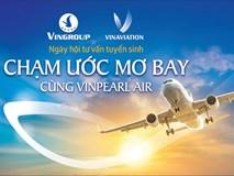 Tuyển phi công 'Bay cùng Vinpearl Air' ở Hà Nội, Hà Tĩnh, TP.HCM