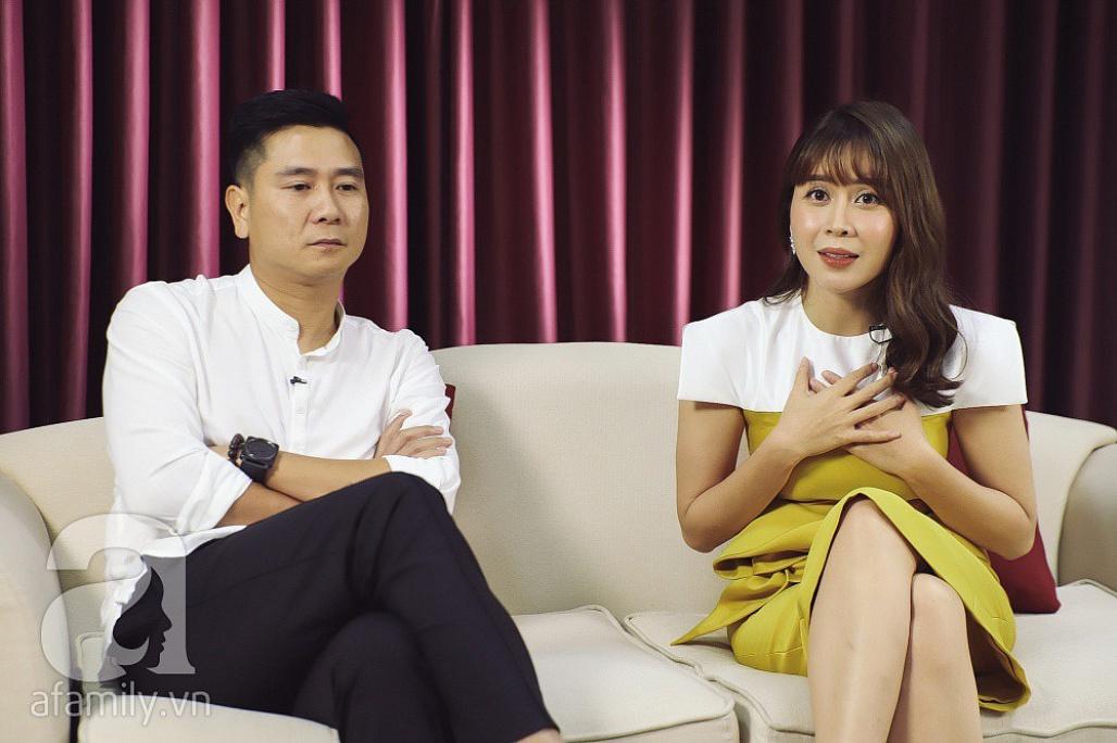 Lưu Hương Giang – Hồ Hoài Anh: Trốn chồng đi phẫu thuật, tôi bị hải quan chặn không cho vào, mẹ ruột sốc khóc suốt 3 tháng-6