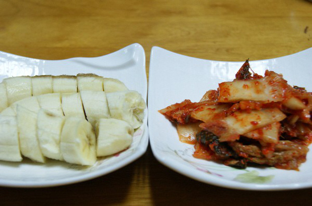 Loạt ảnh chứng tỏ cuộc sống ở Hàn Quốc không như mơ, ít nhất là về khoản ăn uống-1