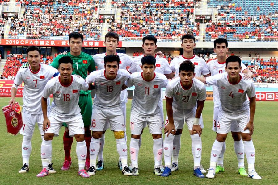 Lịch thi đấu của U23 Việt Nam tại VCK U23 châu Á 2020-1