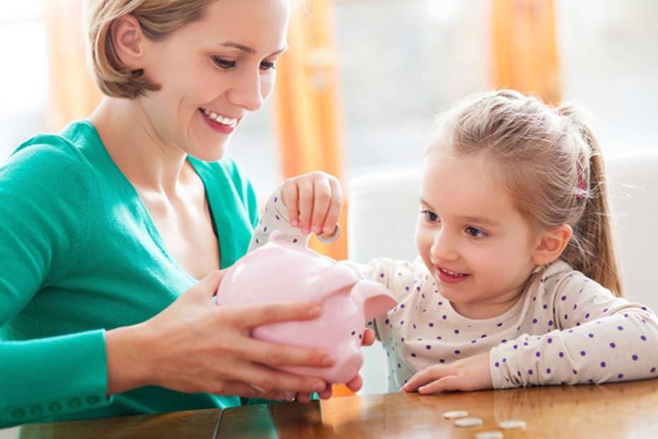 Những cách dạy con trẻ tránh hoang phí tiền bạc mà không phải bất cứ cha mẹ nào cũng để ý-1