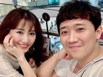 Hari Won, Trấn Thành hát 'Ảo mộng tình yêu' gây chú ý