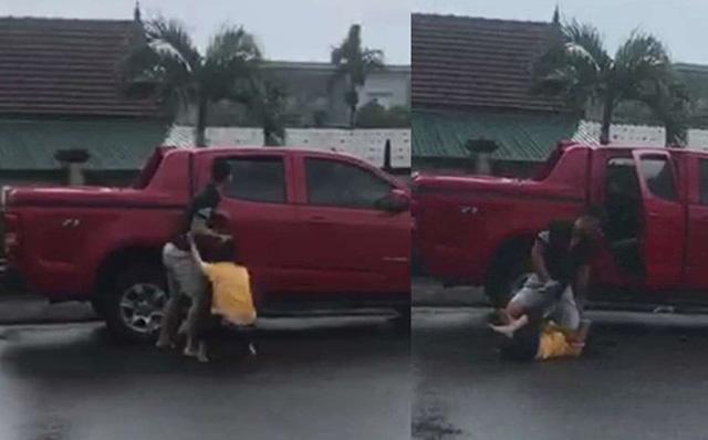 Người phụ nữ đau đớn kể lại sự việc bị chồng cũ đánh đập dã man giữa đường-1