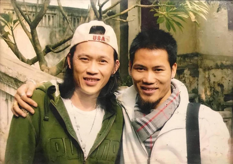 Ảnh thời trẻ của Hoài Linh và các nghệ sĩ hài-1