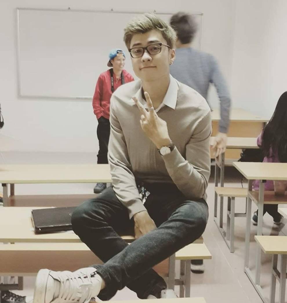 Dàn soái ca đến từ ĐH Kinh Công Hà Nội - ngôi trường được mệnh danh nhiều trai đẹp nhất Việt Nam-2