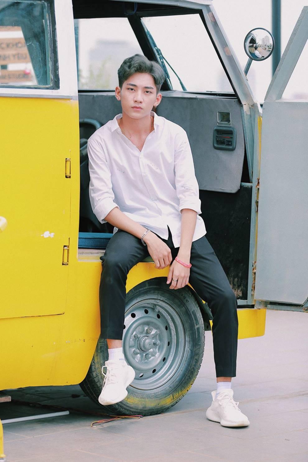 Dàn soái ca đến từ ĐH Kinh Công Hà Nội - ngôi trường được mệnh danh nhiều trai đẹp nhất Việt Nam-13