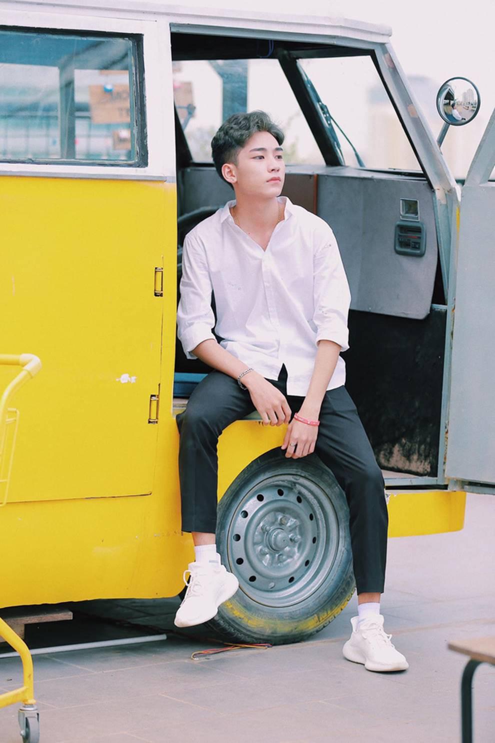 Dàn soái ca đến từ ĐH Kinh Công Hà Nội - ngôi trường được mệnh danh nhiều trai đẹp nhất Việt Nam-16