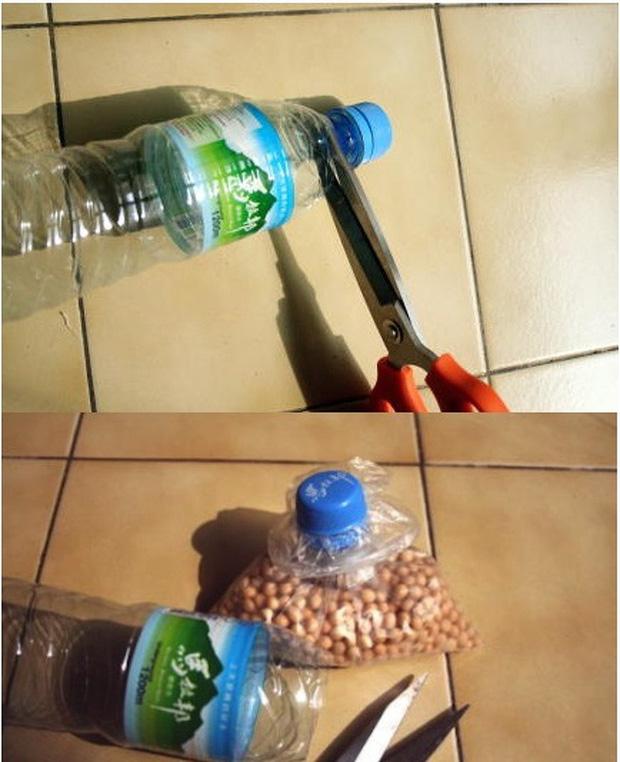 Bỏ túi 15 cách tái sử dụng siêu đơn giản giúp hô biến chai nhựa bỏ đi thành những vật dụng hữu ích-4