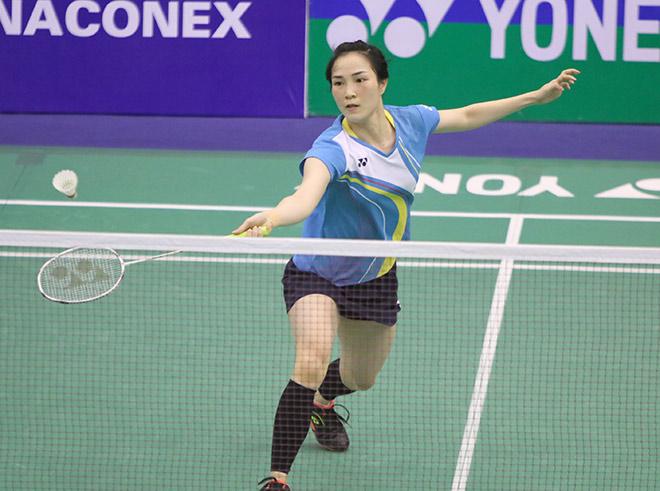 Vợ Tiến Minh giành vé vào tứ kết giải quốc tế chỉ sau 5 phút-1