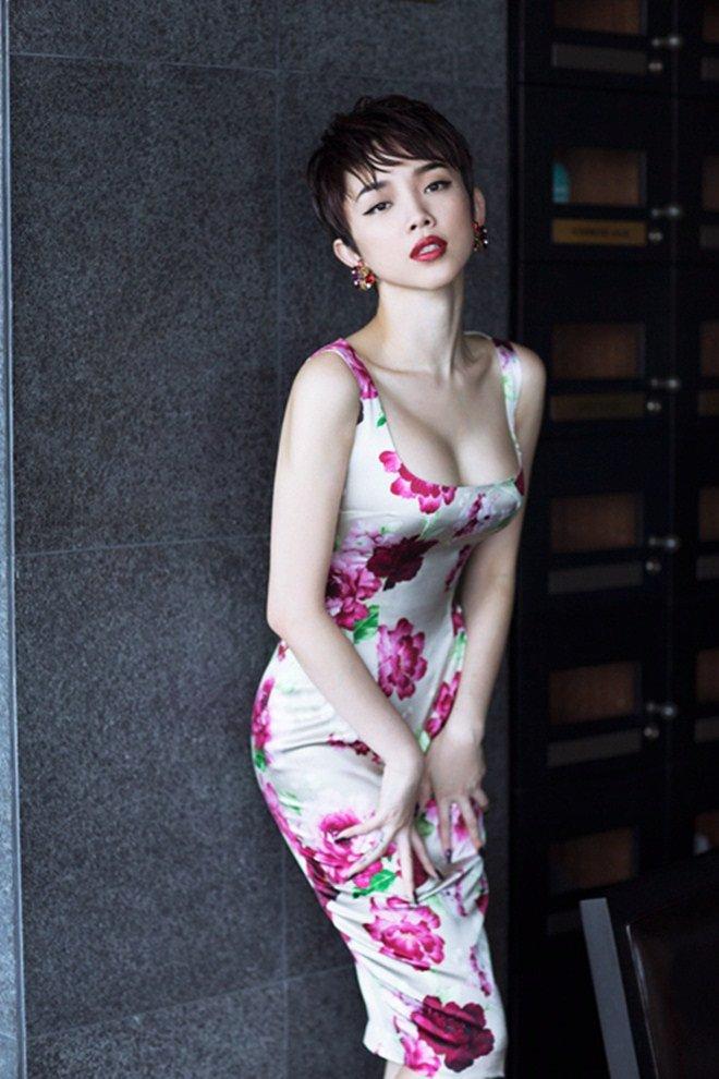 Cô Tiên sexy nhất showbiz hoá ra cực đảm, chỉ thích về nhà nấu cơm cho người tình 4 năm-1