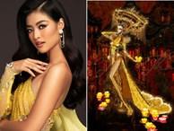 Trang phục dân tộc của Á hậu Kiều Loan tại Miss Grand International sẽ có 2000 bóng đèn led để mô phỏng Hội An