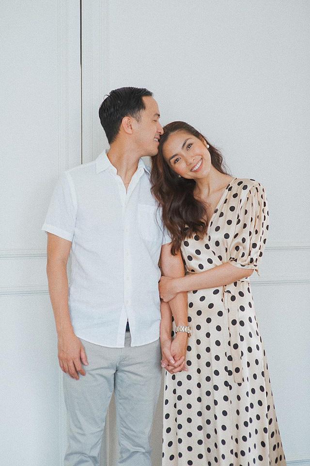 Tăng Thanh Hà chia sẻ ảnh tình tứ bên chồng Louis Nguyễn nhân dịp kỷ niệm 10 năm yêu nhau-1
