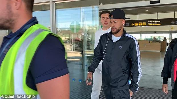 Neymar vội trở lại Barcelona nhưng với lý do khiến các culé phải lắc đầu ngao ngán-1