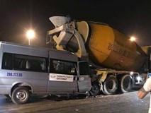 Xác định danh tính tài xế điều khiển xe ô tô trường Gateway tông đuôi xe bồn dừng đèn đỏ