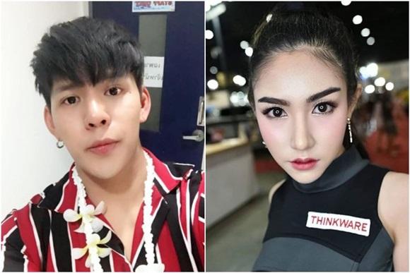 Vụ hot girl Thái Lan say mềm bị người đàn ông kéo lê ra khỏi thang máy: Thủ phạm chính là nam người mẫu điển trai đi cùng-1