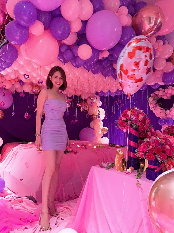 """Được bạn trai đại gia tổ chức sinh nhật sang chảnh hai năm liên tiếp, Ngọc Trinh lại tuyên bố đầy nóng sốt""""-4"""