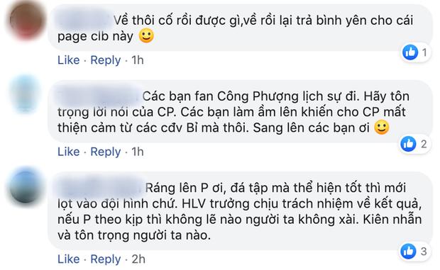 Công Phượng 8 trận liền không thi đấu: Fan Việt lại mất kiên nhẫn, quên luôn khẩn cầu của thần tượng-3