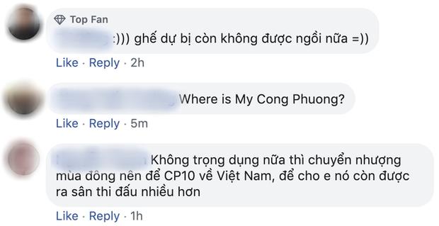 Công Phượng 8 trận liền không thi đấu: Fan Việt lại mất kiên nhẫn, quên luôn khẩn cầu của thần tượng-2