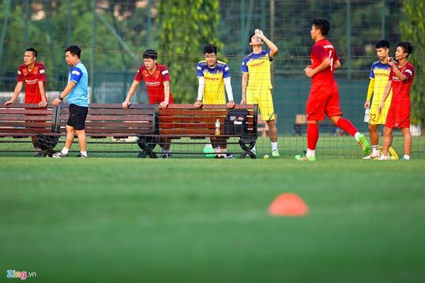 HLV Park dính chấn thương tại nhà riêng trước vòng loại World Cup-7