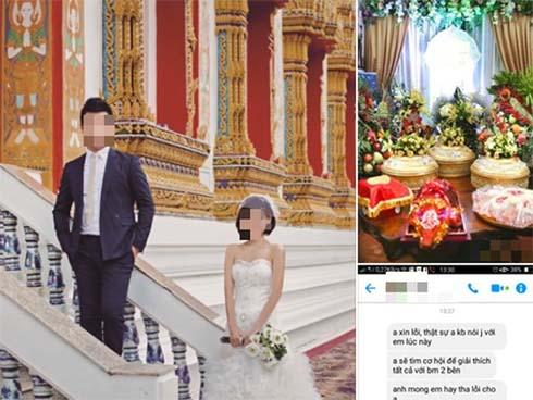 Sau khi chụp ảnh cưới ở Thái Lan và lễ ăn hỏi hoành tráng cùng màn trao thân của cô dâu, chú rể thú nhận sốc: Nằm cạnh em anh lại thấy sợ hãi