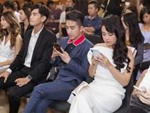 Chạm mặt sau chia tay, Thái Trinh 'lơ đẹp' Quang Đăng