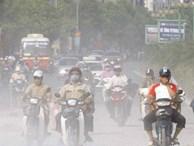 Chất lượng không khí tồi tệ ở Hà Nội còn kéo dài tới bao giờ?
