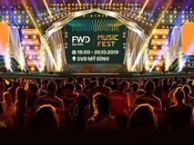 Cách 'săn vé' đại nhạc hội FWD Music Fest