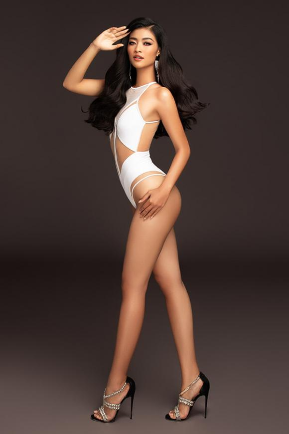 Á hậu Kiều Loan khoe body căng đét trước ngày lên đường Miss Grand International-2