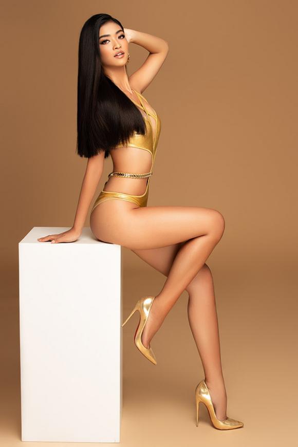Á hậu Kiều Loan khoe body căng đét trước ngày lên đường Miss Grand International-7