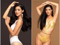 Á hậu Kiều Loan khoe body 'căng đét' trước ngày lên đường Miss Grand International