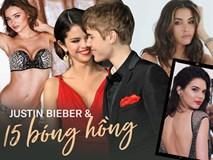 Dàn 15 bóng hồng đi qua đời Justin Bieber: Selena chưa phải sexy nhất, từ