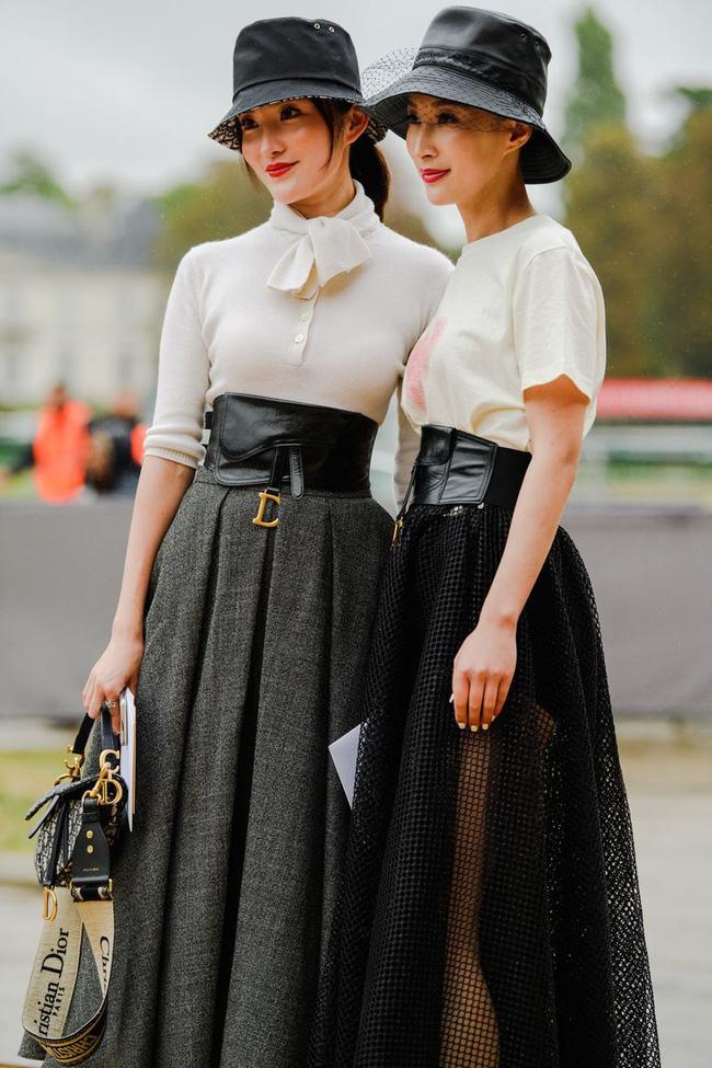 Ngắm street style tại Tuần lễ thời trang Paris, nàng công sở cũng rút ra được vô số tips mix đồ cho mùa lạnh-1