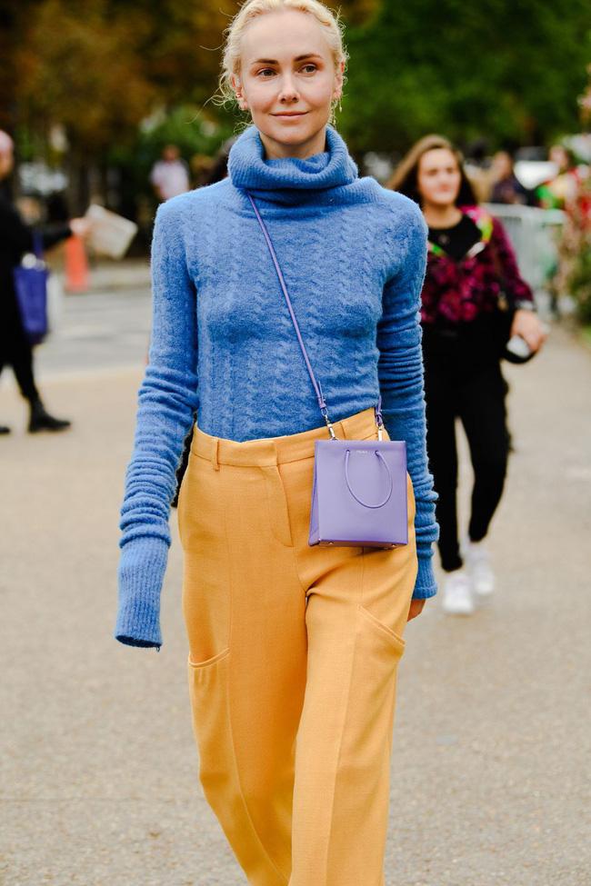 Ngắm street style tại Tuần lễ thời trang Paris, nàng công sở cũng rút ra được vô số tips mix đồ cho mùa lạnh-3