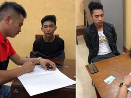 Lời khai lạnh lùng của 2 nghi phạm sát hại nam sinh 18 tuổi ở Hà Nội: Do nạn nhân không cho nợ tiền xe ôm