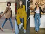 Chỉ với một kiểu blazer, nàng fashionista đã mix được cả chục set đồ xịn đẹp, thấy mà chẳng muốn shopping nhiều cho phí tiền-11