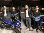 Di lý 2 nghi phạm sát hại tài xế GrabBike từ Yên Bái về Hà Nội-1