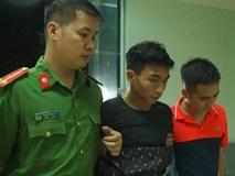 Di lý 2 nghi phạm sát hại tài xế GrabBike từ Yên Bái về Hà Nội