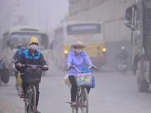 Ô nhiễm ở Hà Nội lên mức tím, những ai không nên ra đường?