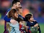 Hé lộ về địa điểm cực chất được Messi chọn riêng để dưỡng thương: Là cả một khách sạn rộng lớn, trưng bày một kỷ vật vô giá của siêu sao 32 tuổi-10