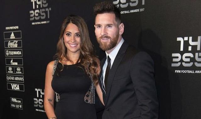 Messi khiến các cổ động viên ngưỡng mộ vì gia đình hạnh phúc-1