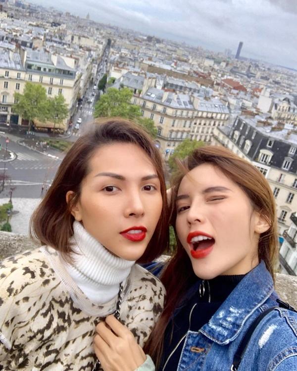 Bóc giá loạt đồ hiệu Kỳ Duyên và Minh Triệu vừa mua sắm ở châu Âu-1