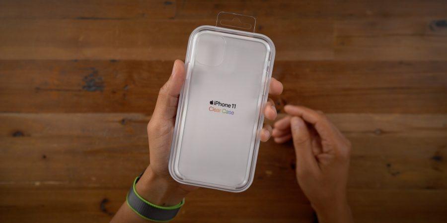 Apple bán ốp lưng trong suốt của iPhone 11 giá cả triệu đồng-1