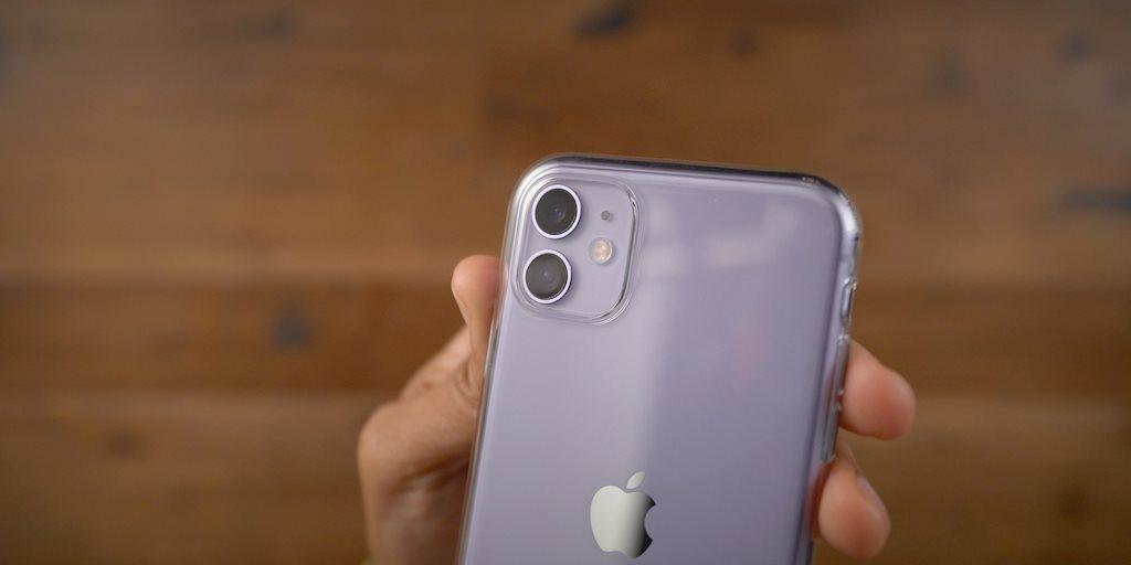 Apple bán ốp lưng trong suốt của iPhone 11 giá cả triệu đồng-3