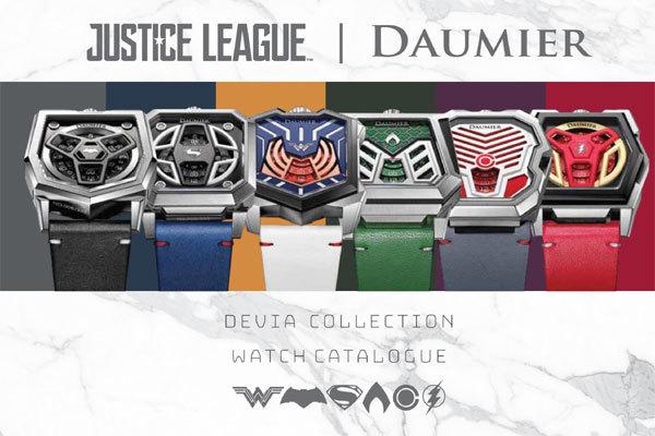 TGDĐ phân phối đồng hồ anh hùng Transformers, Liên minh công lý-2