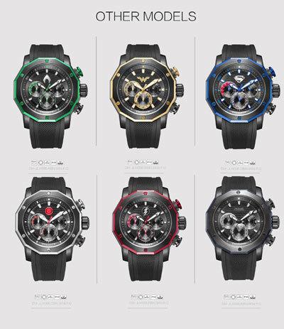 TGDĐ phân phối đồng hồ anh hùng Transformers, Liên minh công lý-3